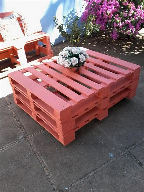 Patio Table Out Of Pallets Pallet Patio Bench With Table Pallet Ideas Recycled