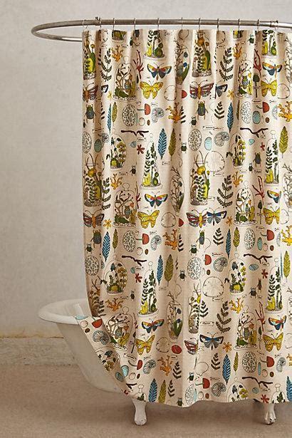 shower curtain anthropologie entomology shower curtain anthropologie com