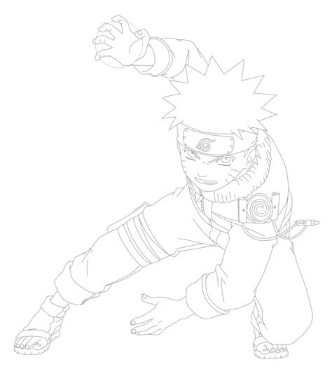 naruto rasengan coloring pages teen naruto rasengan lineart by dennisstelly on deviantart
