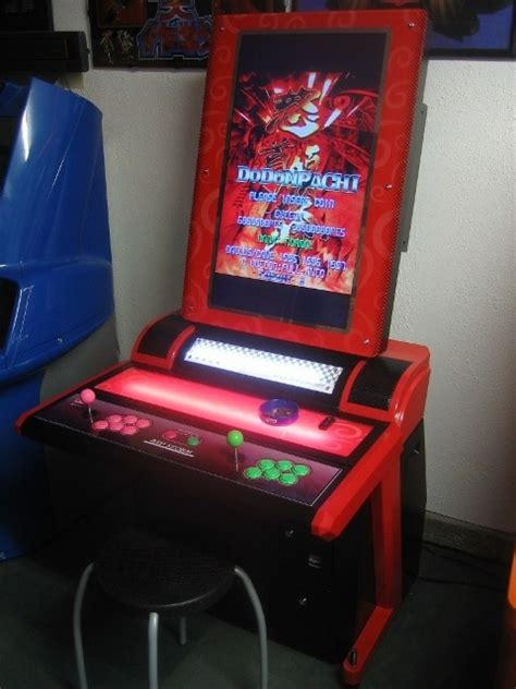 Multi Arcade Cabinet by Arcade Cabinet Plans 32 Lcd Woodworking Projects Plans