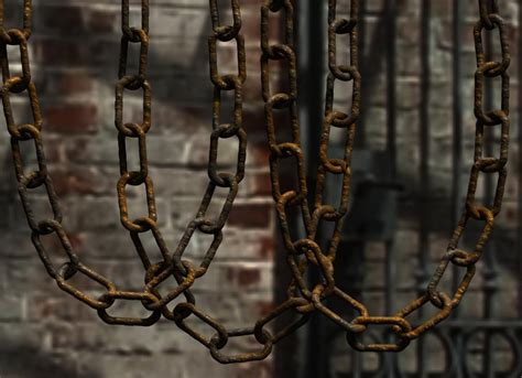 Hanging Chain In by Bryce5