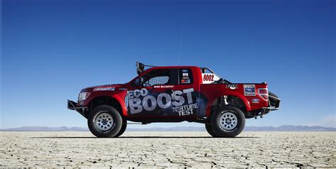 ford baja ford s new ecoboost f 150 gets endurance and durability