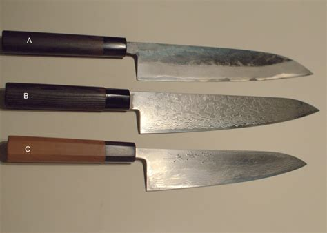 japanese kitchen knives choosing a gyuto the best japanese chef knives