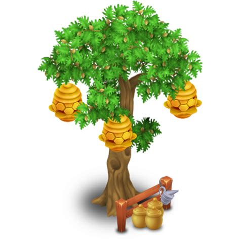 Image Wisteria Tree Png Hay Day Wiki Fandom Beehive Tree Hay Day Wiki Fandom Powered By Wikia