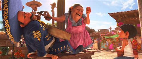 coco new film coco clip and featurette reveals more details of pixar s