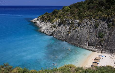 sailing greece routes ionian sailing route starting from lefkas zizoo