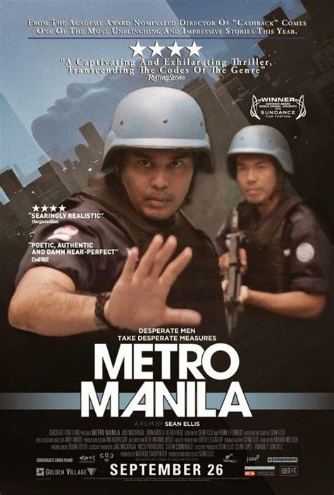 Metro Manila 2013 Metro Manila 2013 Watch Free Pinoy Tagalog Full Movies