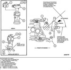 throttle position sensor location 2005 ford mustang get