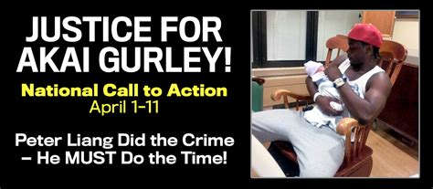 asian group calls for justice in akai gurleys death by nypd topix justice for akai gurley national call to action april 1