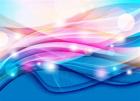 color design color waves design abstract free vector 365psd