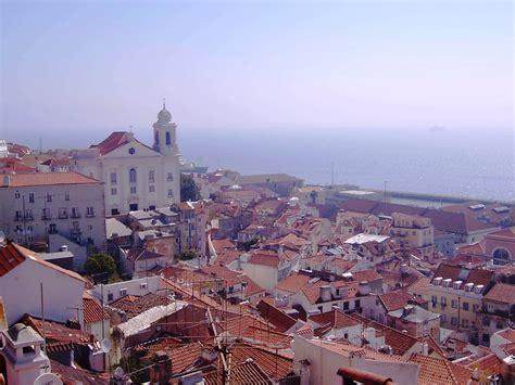 turisti per caso lisbona panorama lisbona viaggi vacanze e turismo turisti per caso