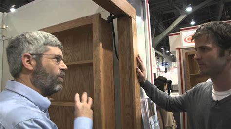 Hidden Door Bookcase Hinges Invisidoor Hidden Bookcase Hardware Youtube