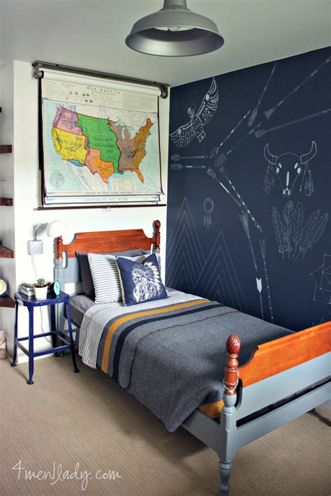 rooms boys boy bedroom reveal