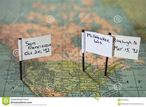 map of usa pittsburgh united states map stock photo image 66166838