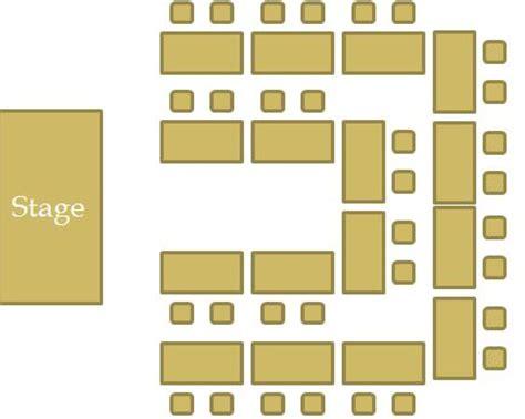 U Shape Meeting Room Setup by Room Setup 187 Functions 187 Uf Academic Health Center