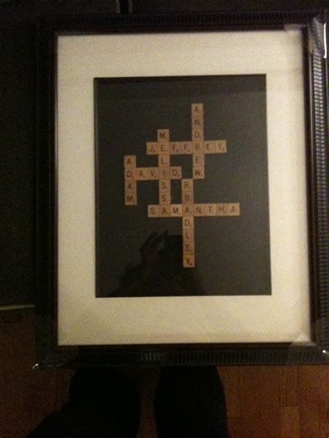 where can you buy scrabble tiles gift grandchildren names in scrabble letters