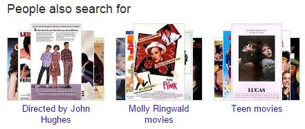 postmodern themes in film movie theme carousels in google s movie knowledge panels