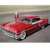 Mercury Montclair Hardtop Coupe 1955 Cup Classic Cars
