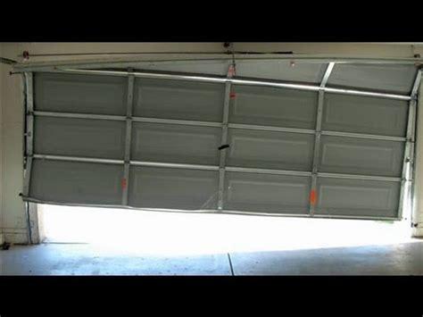 broken garage door cable broken garage door cable reliable garage door