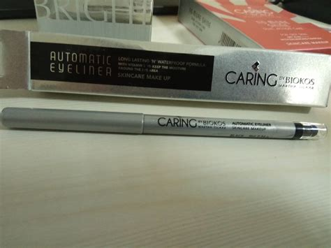 Eyeliner Biokos easy winged eyeliner with automatic eyeliner from caring living room