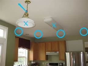 How To Install Recessed Lighting by Remodelando La Casa Thinking About Installing Recessed