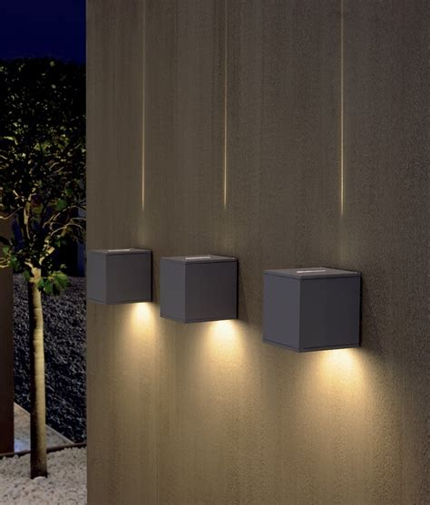 contemporary outdoor lighting uk small exterior wall light polished copper lighting and