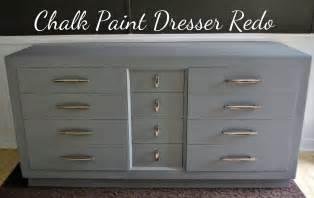 with 4 boys diy chalk paint dresser redo