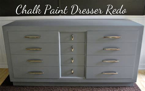 chalk paint with 4 boys diy chalk paint dresser redo