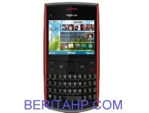 Hp Nokia Qwerty Me Hp Nokia X2 01 Hp Qwerty Murah Mobile Advance