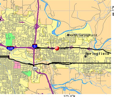 Springfield Illinois Zip Code Map L2best Info