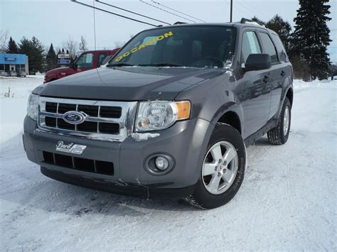 2010 Ford Escape Xlt by Ford Escape Xlt 2010 12648 Hyacinthe Baril Ford