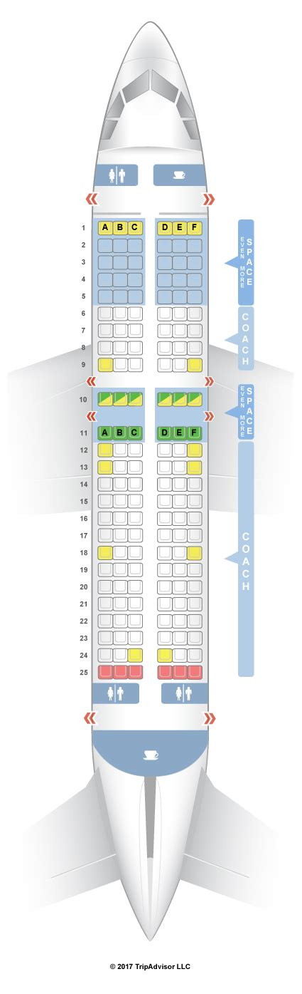 airbus a320 seating plan seatguru seat map jetblue airbus a320 320