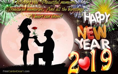 year wishes  girlfriend   images