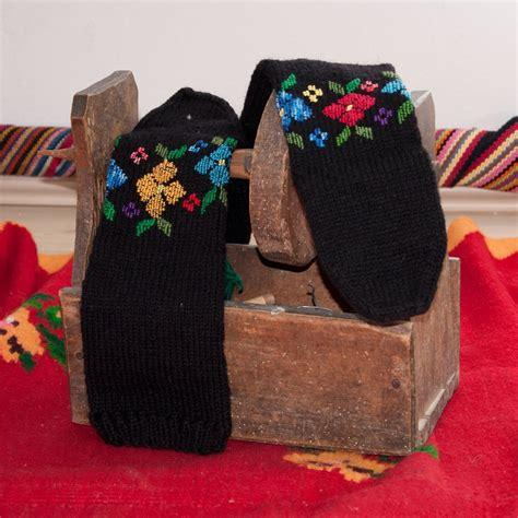 Handmade Wool Socks - ru芻no 蝪trikane 芻arape od prirodne vune handmade wool