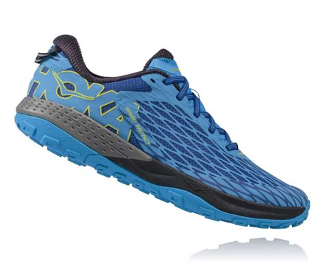 hoka running shoe reviews hoka speed instinct trail running shoe review active