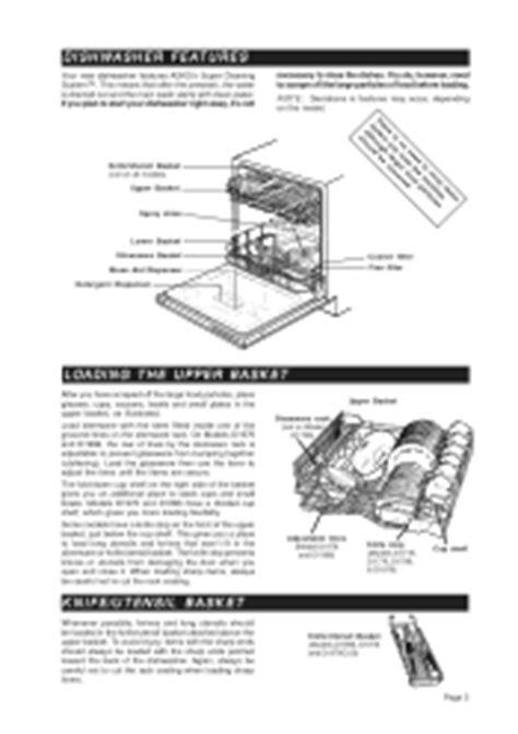 Asko D1996 User Manual Use Amp Care Guide General En