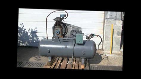curtis  electric air compressor  hp akron ohio