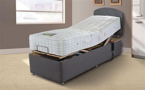 gel comfort mattress sleepeezee gel comfort 1000 adjustable divan mattress online