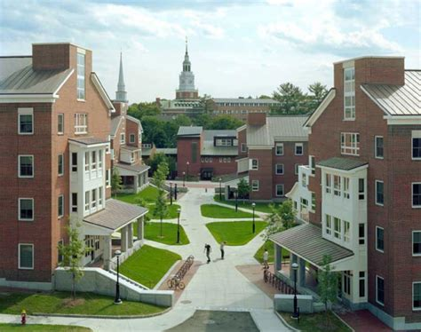 Contemporary Home Floor Plans North Campus Master Plan Dartmouth College Moore Ruble