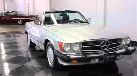 Mercedes Dfw by 346 Dfw 1989 Mercedes 560sl