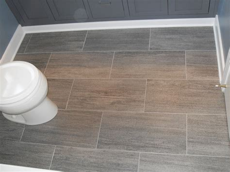 Simple Bathroom Tile Ideas by Bathroom Floor Tile Ideas And Warmer Effect They Can Give