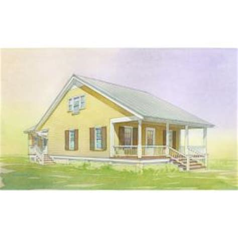 katrina cottages lowes shop lowe s katrina cottage kc 1807 plan kc 910 extended