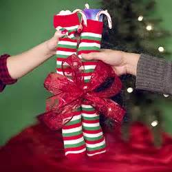 the holiday sock exchange is perfect for families and