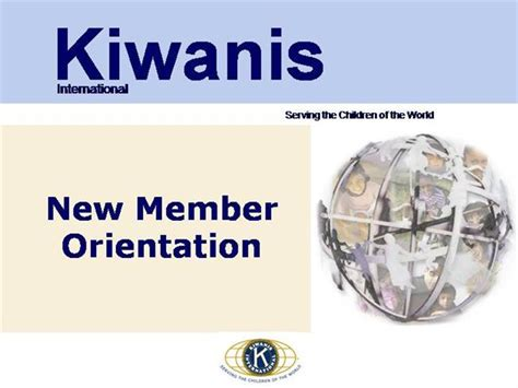 key club powerpoint template new member orientation 2010 11 authorstream