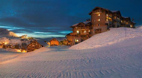 les granges du soleil plagne soleil la plagne soleil plagne pistes ski la