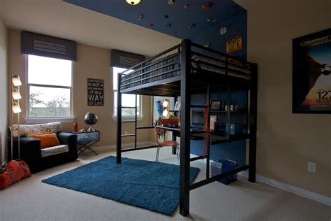 exceptional Best Bunk Beds For Small Rooms #2: kids-awesome-work-space-design.jpg