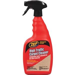 zep upholstery cleaner zep commercial high traffic carpet cleaner