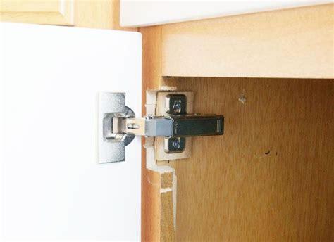 exposed hinge  hidden hinge updating cabinets