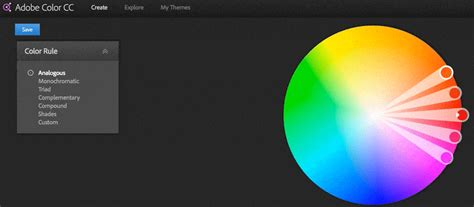interactive color wheel how to the landing page colors that convert