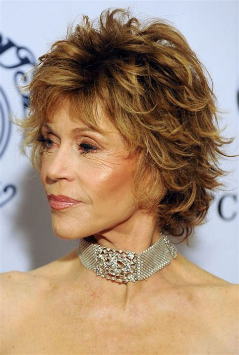are jane fonda hairstyles wigs or her own hair 17 best images about jane fonda on pinterest oakley sunglasses then and now and videos